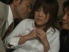 Japonesa madre que me gustaría follar doble penetración