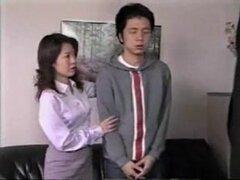 Japonesa madre e hijo 039; amigo s 5
