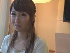 Chick Japon mejor Rin Misuzu en mallas increíble, clip par JAV
