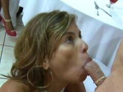 abuela latina porn