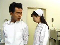 Puta japonesa más caliente en JAV fabulosa escena de mamada sin censura