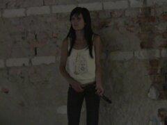 Chicas meando a voyeur video 258,