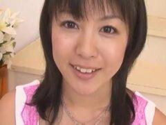 Puta japonesa exótica Nanaumi Nana en mejor POV, video mamada JAV