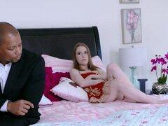 TLBC - Adolescente Pelirroja Obtiene Dicked Abajo Por la BBC