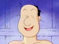 Monja desnuda anime teniendo sexo por primera vez
