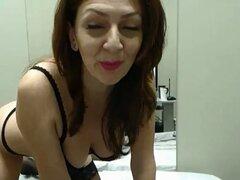 Webcam madura