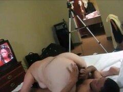 Madura gorda Amateur en Hotel. Madura gorda Amateur en Hotel