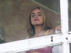 Sexo de Paulina Gaitan desnuda compilación en serie de TV de Diablo guardián