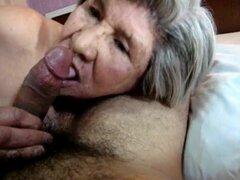 Mamada Latina Granny