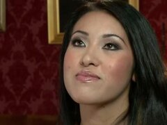 Severe anal fisting de una nena asiática hermosa Jayden Lee - Bobbi Starr, Jayden Lee