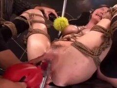 Japonesa AV porno Fucking máquina Maturbation (DXHK003) Ayuka Chisato