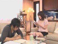 Horny chick Japon un Shinohara en fabuloso Facial, clip Handjobs JAV