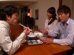 Kokomi Sakura in Targeted Office Lady part 1.1