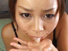 Clip Reina Asian Porn facesitting